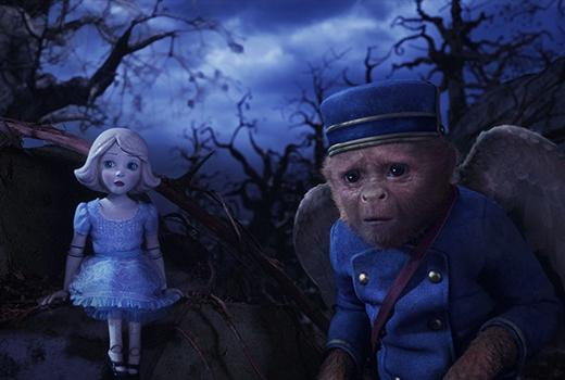 Die fantastische Welt von Oz Szene 1