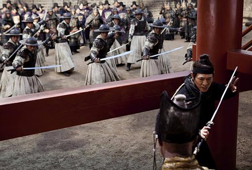Flying Swords of Dragon Gate Szene 1