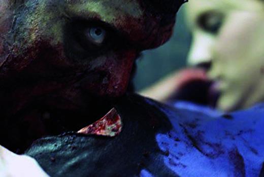 Portrait of a Zombie Szene 1