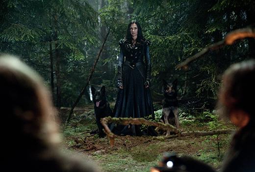 Hänsel und Gretel: Hexenjäger Szene 2