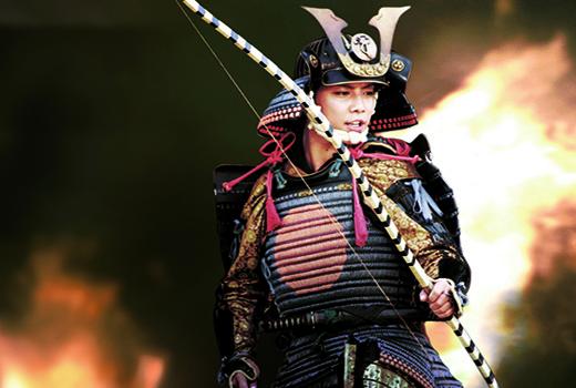 The Floating Castle – Festung der Samurai Szene 1