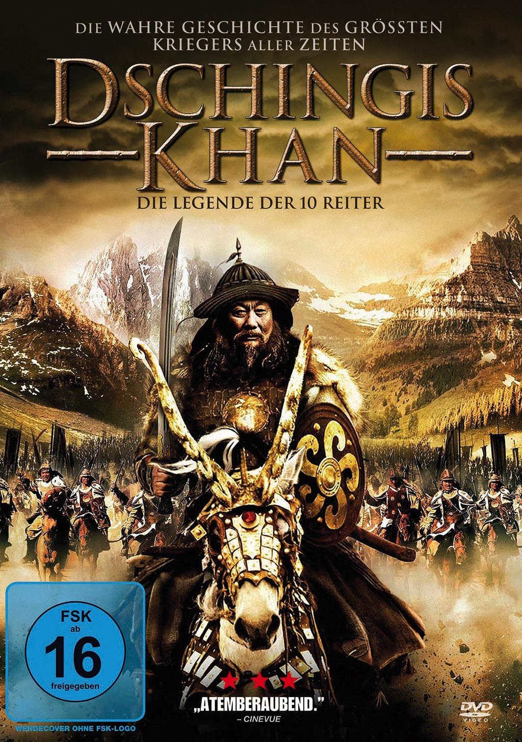 Dschingis Khan Die Legende Der 10 Reiter Film