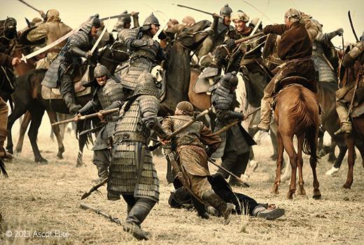 Myn Bala – Krieger der Steppe
