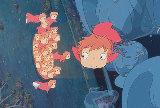 Ponyo – Das große Abenteuer am Meer Szene 2