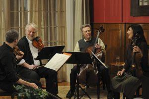 Saiten des Lebens Late Quartet