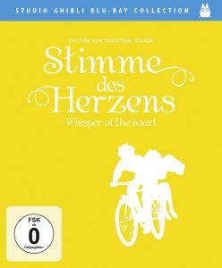 Stimme des Herzens – Whisper of the Heart