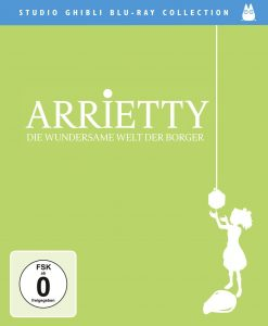 Arrietty – Die wundersame Welt der Borger