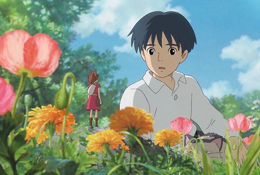 Arrietty – Die wundersame Welt der Borger Szene 1