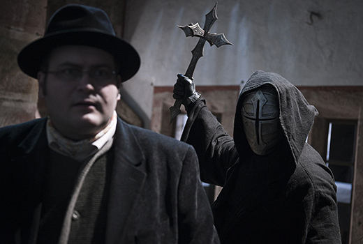 Sin Reaper – Stirb für deine Sünden Szene 2