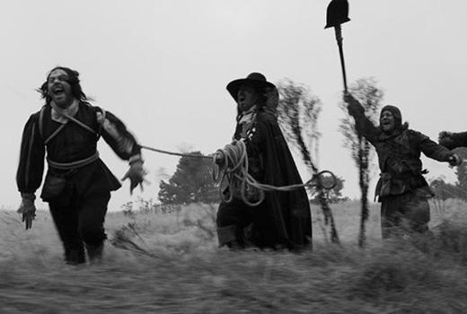 A Field in England Szene 1