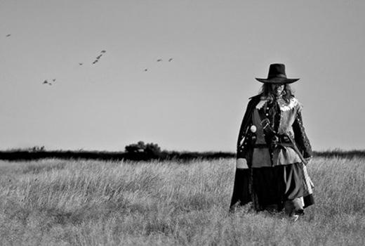 A Field in England Szene 2