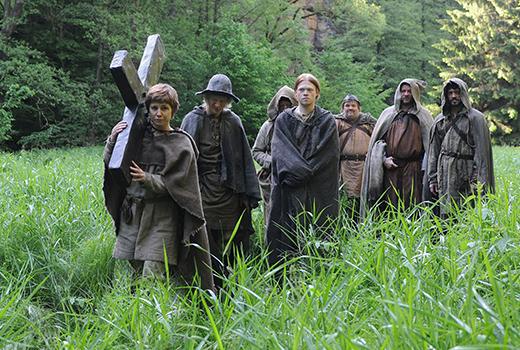 Die Pilgerin Szene 2