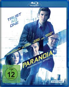 Paranoia – Riskantes Spiel