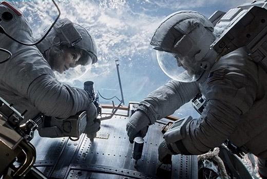Gravity Szene 1