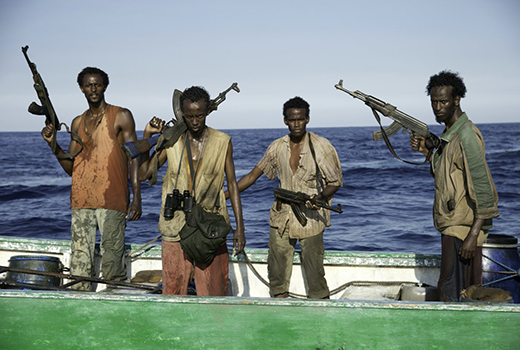 Captain Phillips Szene 2