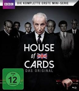 House of Cards – Die komplette erste Miniserie