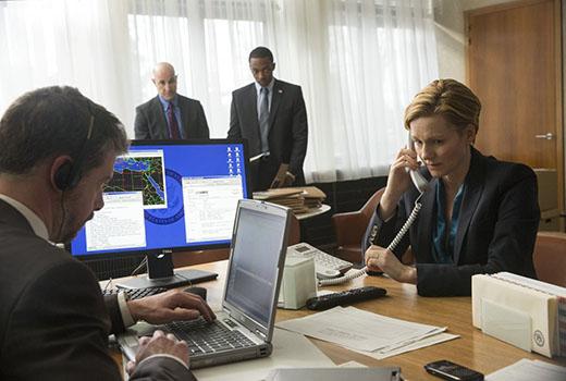 Inside Wikileaks – Die fünfte Gewalt Szene 1