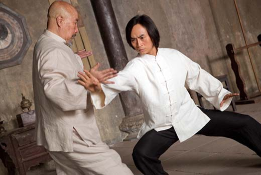 Man of Tai Chi Szene 2