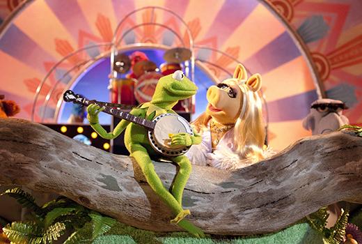 Die Muppets Szene 1