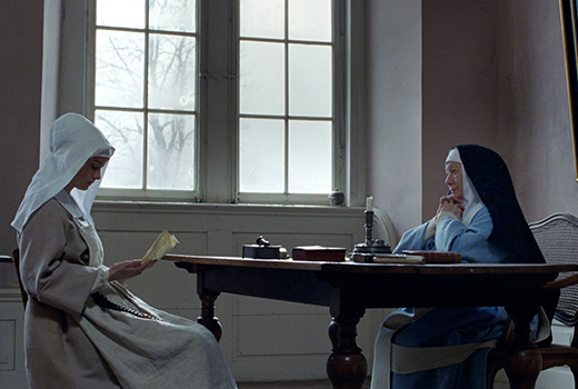 Die Nonne Szene 1