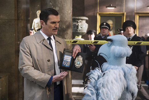 Muppets Most Wanted Szene 1