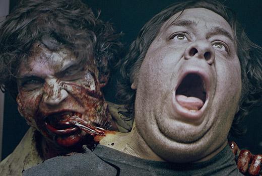 Zombie Hunter Szene 1