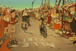Das große Rennen von Belleville (2002)