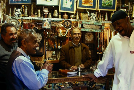 Der Iran Job Szene 2