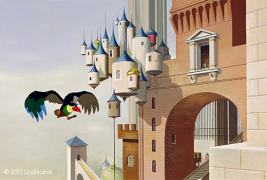 Der König und der Vogel (1980)