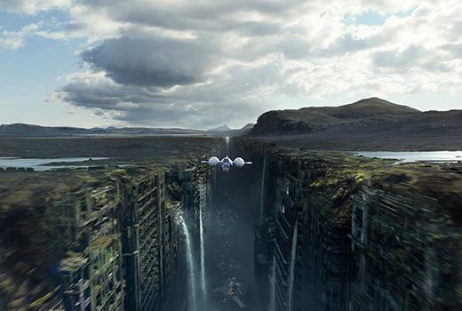 Oblivion Szene 1