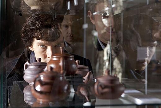 Sherlock - Staffel 1 Szene 2