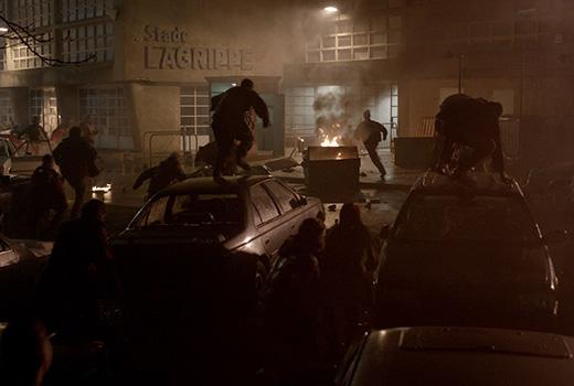 Goal of the Dead – 11 Zombies müsst ihr sein Szene 2