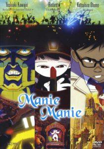 Manie Manie – Labyrinth-Geschichten