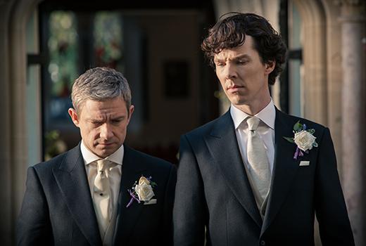 Sherlock - Staffel 3 Szene 1