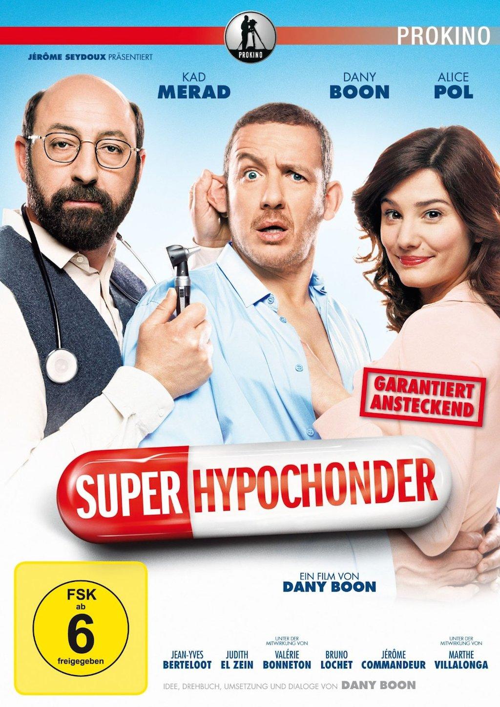 Der Super Hypochonder
