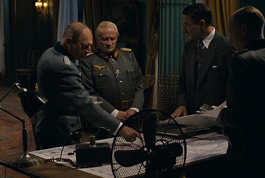 Diplomatie Szene 2