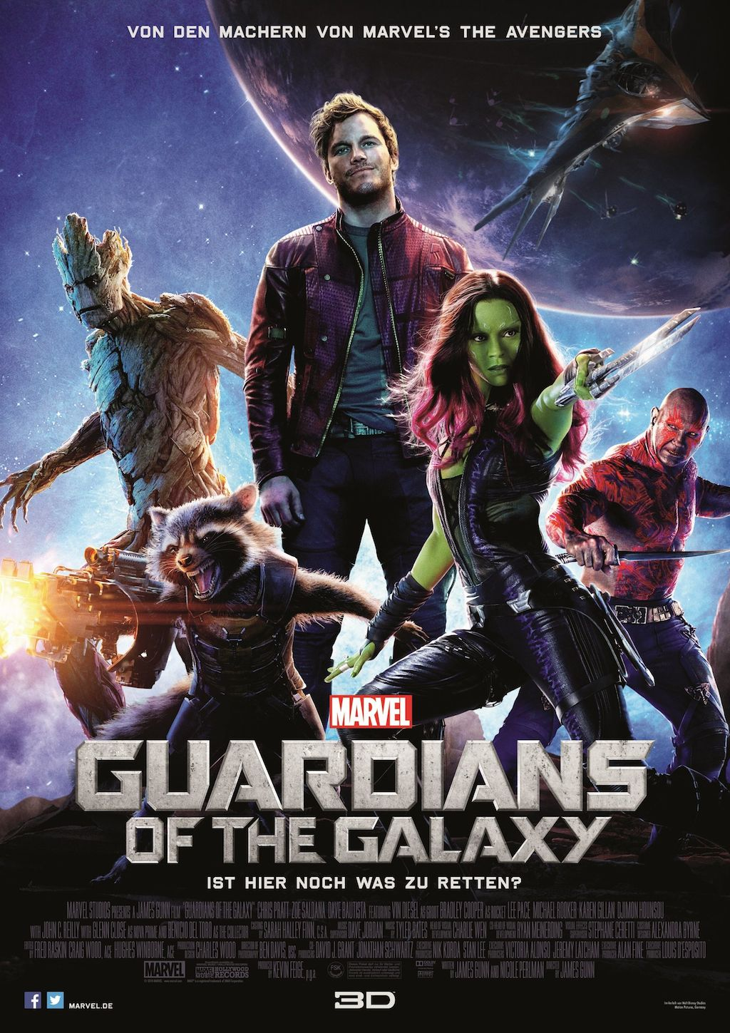 Netflix Guardians Of The Galaxy
