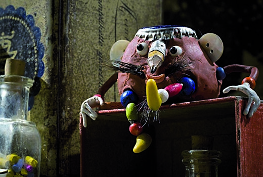 Toys in the Attic – Abenteuer auf dem Dachboden Szene 2