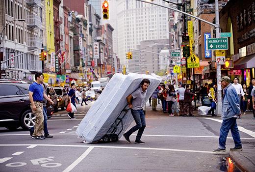 Beziehungsweise New York Szene 2