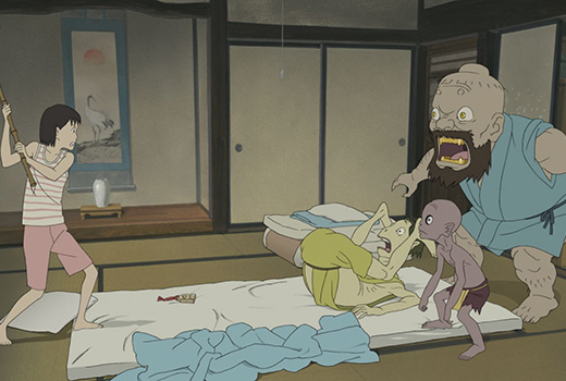 Ein Brief an Momo Szene 1