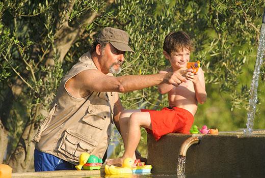 Ein Sommer in der Provence Szene 1