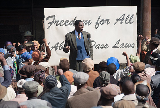 Mandela - Der lange Weg zur Freiheit Szene 1
