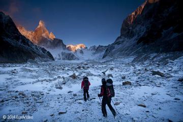 Cerro Torre – Nicht den Hauch einer Chance