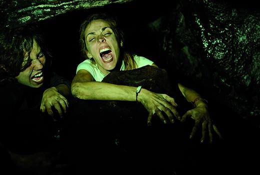 Die Höhle – Überleben ist ein Instinkt, keine Wahl Szene 1