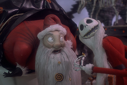 The Nightmare Before Christmas Szene 1