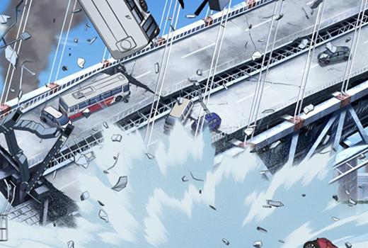 Tokyo Magnitude 8.0 Szene 1