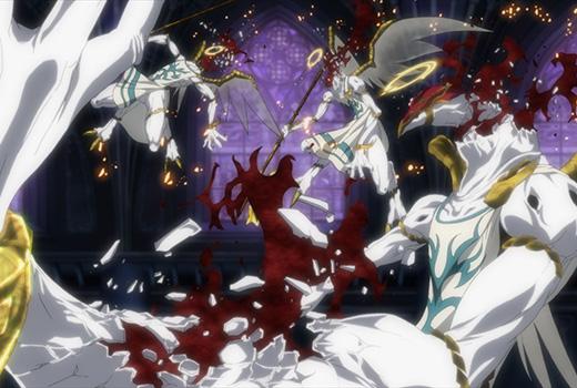 Bayonetta - Bloody Fate Szene 1