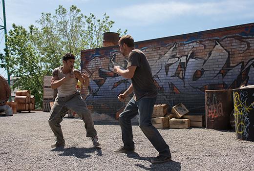 Brick Mansions Szene 2