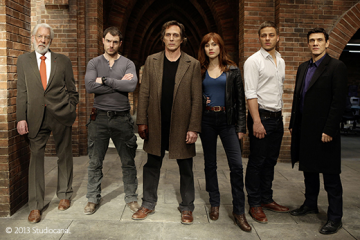 Crossing Lines – Staffel 1
