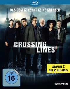 Crossing Lines – Staffel 2